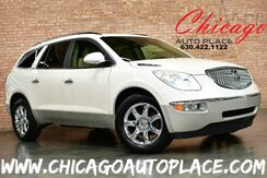 2010_Buick_Enclave_CXL w/2XL - 3.6L VVT V6 ENGINE ALL WHEEL DRIVE NAVIGATION PARKING SENSORS TAN LEATHER HEATED/COOLED SEATS 3RD ROW BOSE AUDIO XENONS_ Bensenville IL