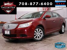 2010_Buick_LaCrosse_CX_ Bridgeview IL