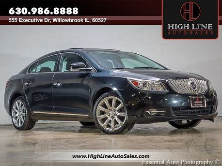 2010_Buick_LaCrosse_CXS_ Willowbrook IL