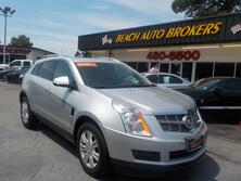 CADILLAC SRX LUXURY COLLECTION AWD, REMOTE START, SATELLITE, SUNROOF, TOW PKG, HEATED LEATHER, ONLY 77K MILES! 2010