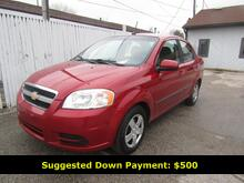 2010_CHEVROLET_AVEO BASE; LS__ Bay City MI