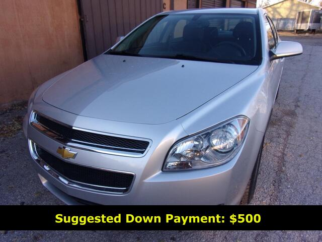 2010 CHEVROLET MALIBU 1LT  Bay City MI