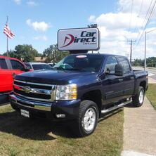 CHEVROLET SILVERADO 1500 LT CREWCAB Z71 4X4, CARFAX CERTIFIED, BLUETOOTH, TOW PACKAGE, LOW MILES! 2010