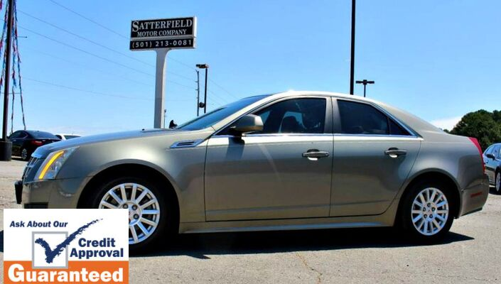 2010 Cadillac CTS Sedan Luxury Bryant AR