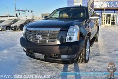 2010_Cadillac_Escalade_/ AWD / 6.2L Vortec V8 / Heated & Cooled Leather Seats / Heated Rear Seats / Navigation / Bose Speakers / Bluetooth / Back Up Camera / Rear Captain Chairs / 3rd Row / Seats 7 / Power Liftgate / Tow Pkg_ Anchorage AK