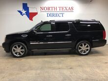 2010_Cadillac_Escalade ESV_Premium AWD Gps Navigation Camera Sunroof Chrome 22's_ Mansfield TX