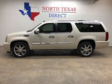 2010_Cadillac_Escalade ESV_Premium ESV Rear Entertainment Gps Camera Sunroof_ Mansfield TX