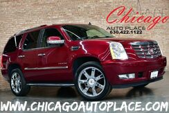 2010_Cadillac_Escalade_Luxury - 6.2L VORTEC SFI E85 ENGINE ALL WHEEL DRIVE NAVIGATION BACKUP CAMERA BLACK LEATHER HEATED/COOLED SEATS BOSE AUDIO 3RD ROW REAR TV/DVD_ Bensenville IL