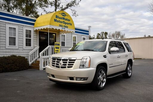 2010_Cadillac_Escalade_Luxury_ Wilmington NC