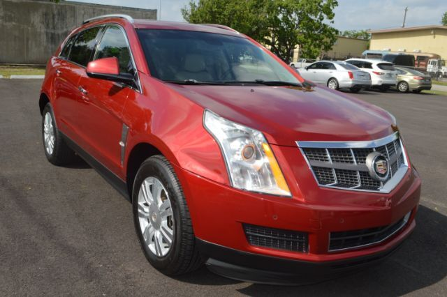 2010 Cadillac SRX Luxury Collection Houston TX