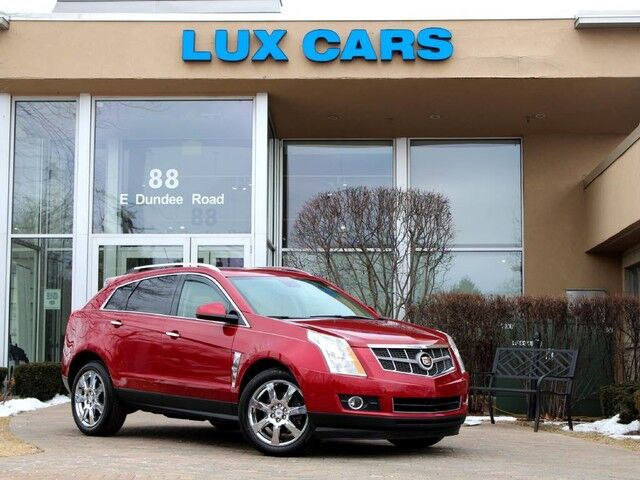 2010_Cadillac_SRX_Performance Collection Nav Rear DVD AWD_ Buffalo Grove IL