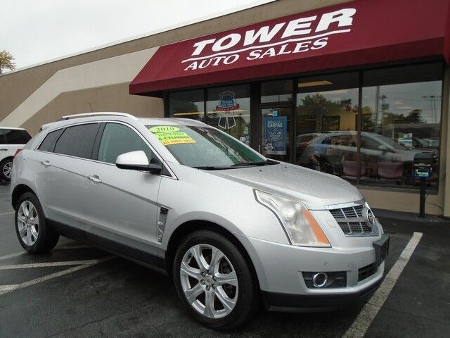 2010 Cadillac SRX Performance Collection Schenectady NY