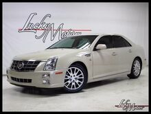 2010_Cadillac_STS_Navi Heads-Up Heated/Cooled Seats_ Villa Park IL