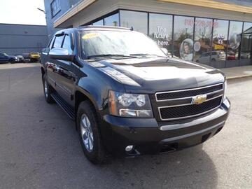 2010 Chevrolet Avalanche 4WD Crew Cab LT Michigan MI