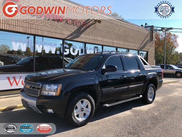 2010 Chevrolet Avalanche LT Columbia SC