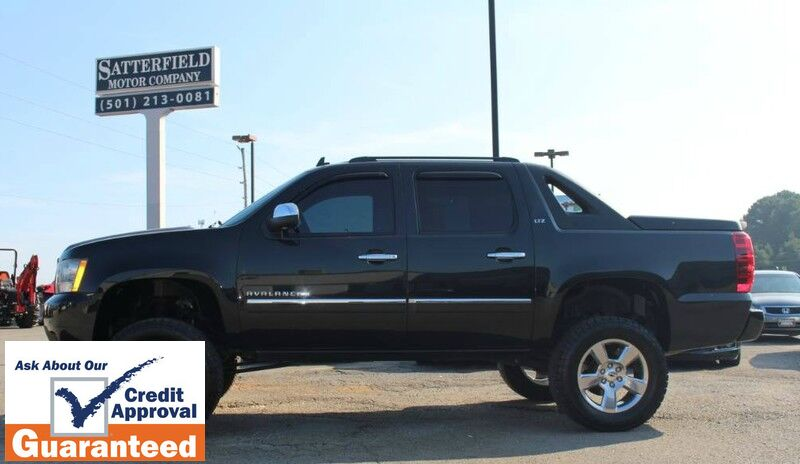 2010 Chevrolet Avalanche LTZ Bryant AR