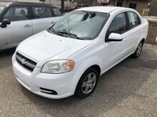 2010_Chevrolet_Aveo_LS_ North Versailles PA
