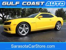 Chevrolet Camaro 2SS! LEATHER! CLEAN! CARFAX! SHARP! LOOK! NICE RIDE! 2010