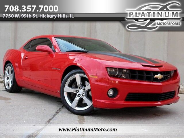 2010 Chevrolet Camaro 2SS RS Pkg Auto Sunroof Leather Loaded Hickory Hills IL