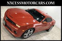 Chevrolet Camaro 2SS V8 1 OWNER LOW MILES EXTRA CLEAN FAST 2010