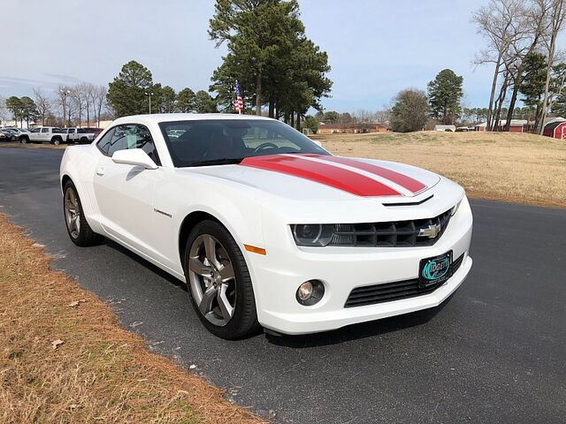 2010 Chevrolet Camaro 2d Coupe SS2 Outer Banks NC