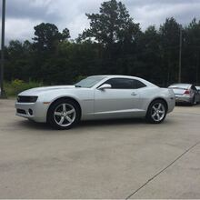 2010_Chevrolet_Camaro_LT2 Coupe_ Hattiesburg MS