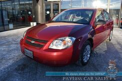 2010_Chevrolet_Cobalt_LS / 2.2L 4-Cyl / Automatic / Aux Jack / 37 MPG / Only 84k Miles_ Anchorage AK