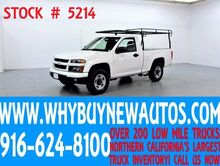2010 Chevrolet Colorado ~ 4x4 ~Only 21K Miles! Rocklin CA