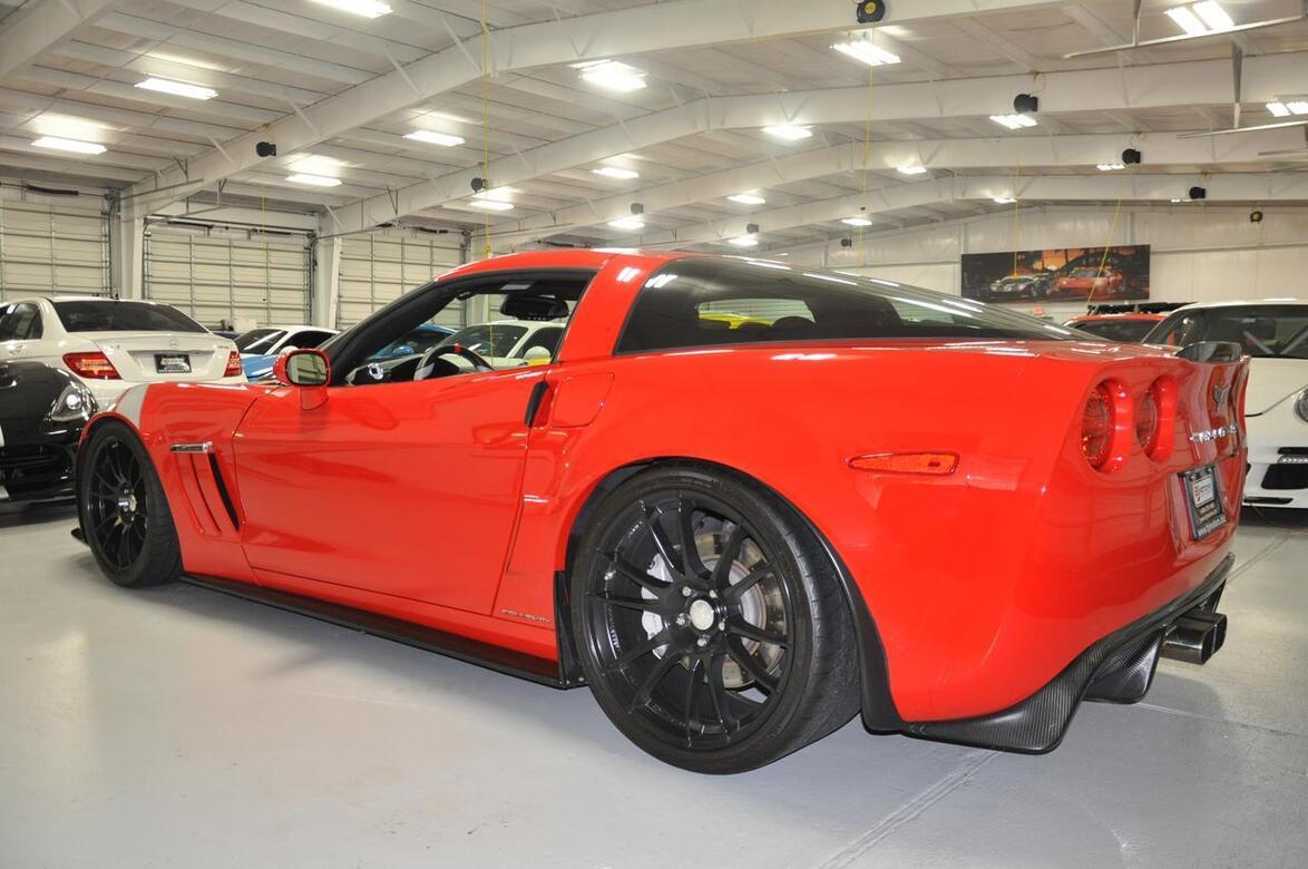 2010 Chevrolet Corvette Z16 Grand Sport w/2LT Tomball TX