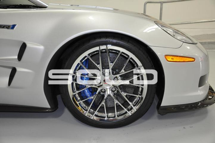 2010 Chevrolet Corvette ZR1 w/1ZR Tomball TX