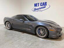 2010_Chevrolet_Corvette_ZR1 w/3ZR_ Houston TX