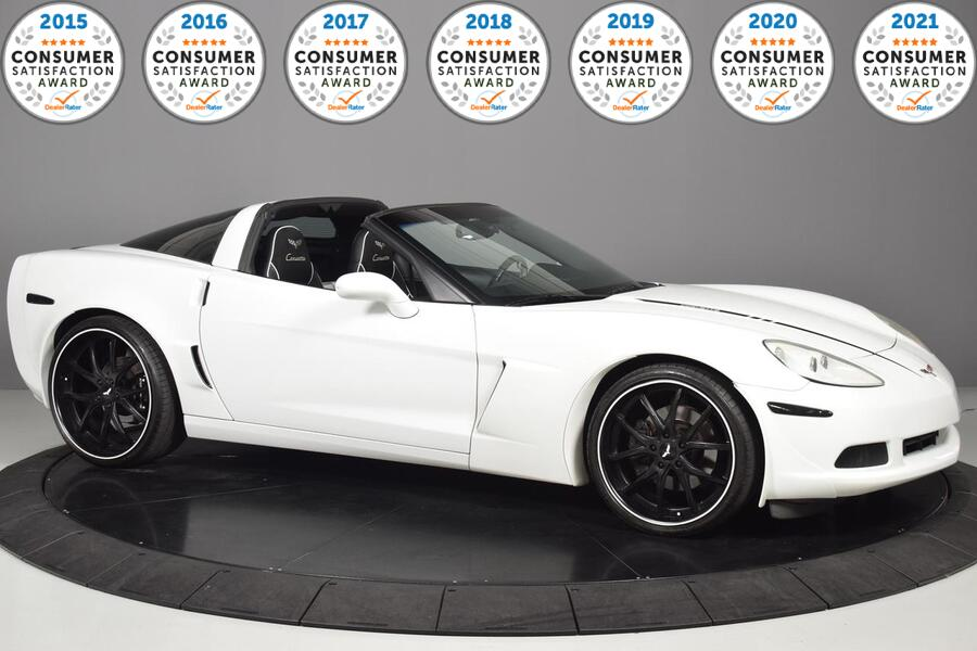2010_Chevrolet_Corvette_w/2LT_ Glendale Heights IL