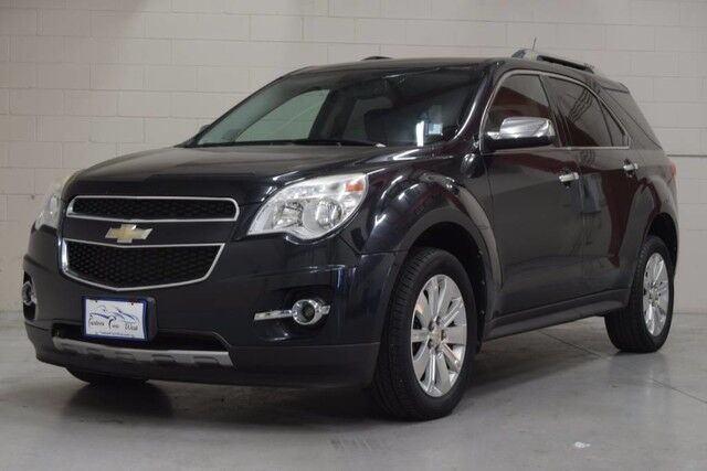2010 Chevrolet Equinox LT W/2LT Englewood CO ...