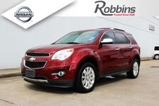 2010_Chevrolet_Equinox_LTZ_ Houston TX