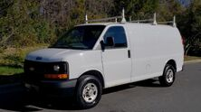 Chevrolet Express Cargo Van G2500 / 135 WB / WORK VAN / ROOF RACK 2010