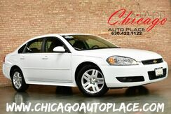 2010_Chevrolet_Impala_LT - 1 OWNER CLEAN CARFAX 3.5L V6 FLEX-FUEL ENGINE GRAY CLOTH WOOD GRAIN INTERIOR TRIM CLIMATE CONTROL FRONT WHEEL DRIVE PREMIUM ALLOY WHEELS_ Bensenville IL