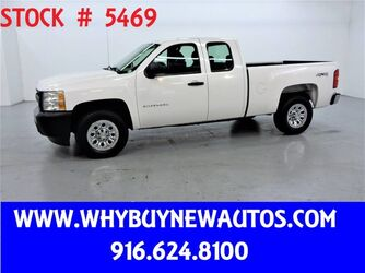 Chevrolet Silverado 1500 ~ 4x4 ~ Extended Cab ~ Only 68K Miles! 2010