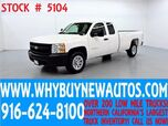 2010 Chevrolet Silverado 1500 ~ Extended Cab ~ Only 21K Miles!