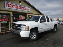 2010_Chevrolet_Silverado 1500_LS Extended Cab 4WD_ Middletown OH