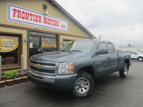 2010 Chevrolet Silverado 1500 LS Extended Cab 4WD Middletown OH
