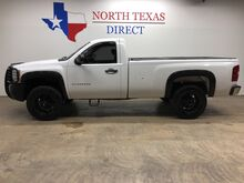2010_Chevrolet_Silverado 1500_Touch Screen Bluetooth Brush Guard Bed Cover Black Wheels_ Mansfield TX
