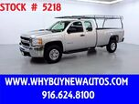 2010 Chevrolet Silverado 3500HD ~ 4x4 ~ Extended Cab ~ Only 23K Miles!