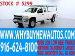 2010 Chevrolet Silverado 3500HD ~ 4x4 ~ Extended Cab ~ Only 25K Miles!