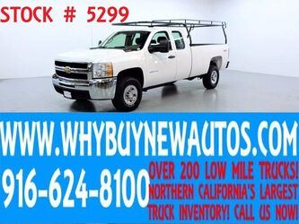 Chevrolet Silverado 3500HD ~ 4x4 ~ Extended Cab ~ Only 25K Miles! 2010