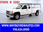 2010 Chevrolet Silverado 3500HD ~ 4x4 ~ Extended Cab ~ Only 35K Miles!