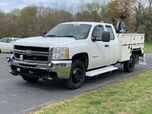 2010 Chevrolet Silverado 3500HD LS 4 DOOR XCAB