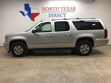 2010_Chevrolet_Suburban_LT3 4x4 Leather New Good Year Wranglers 3rd Row Tow_ Mansfield TX