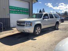 2010_Chevrolet_Suburban_LTZ 1500 4WD_ Spokane Valley WA