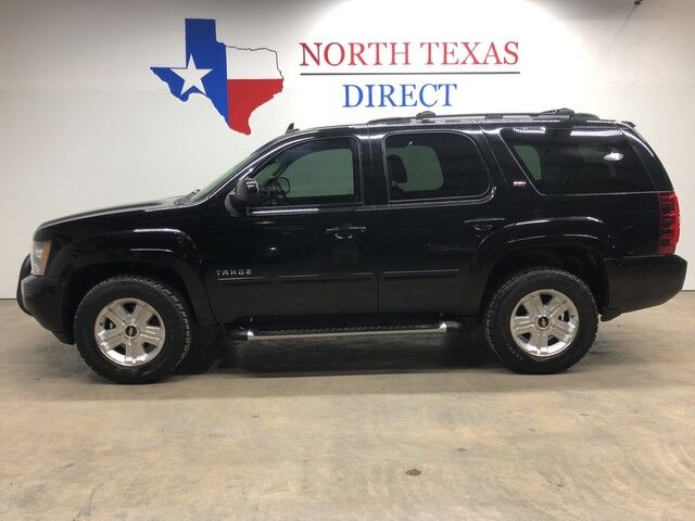 2010 Chevrolet Tahoe Z-71 4x4 LT3 Leather Sunroof Rear Entertainment 3rd Row seats Mansfield TX