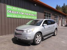 2010_Chevrolet_Traverse_LTZ AWD_ Spokane Valley WA